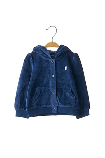 Veste casual bleu ORIGINAL MARINES pour fille