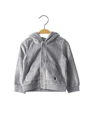Veste casual gris ORIGINAL MARINES pour enfant