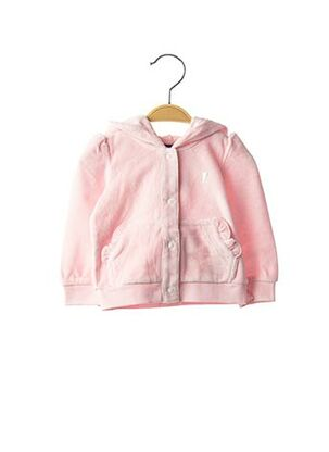 Veste casual rose ORIGINAL MARINES pour fille