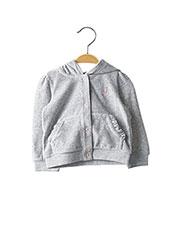 Veste casual gris ORIGINAL MARINES pour fille seconde vue