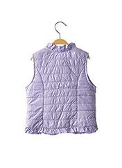 Doudoune violet ORIGINAL MARINES pour fille seconde vue