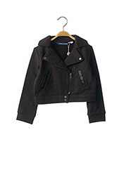 Veste chic / Blazer noir ORIGINAL MARINES pour fille seconde vue