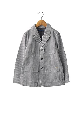 Veste chic / Blazer gris ORIGINAL MARINES pour garçon