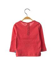 T-shirt manches longues rouge ORIGINAL MARINES pour enfant seconde vue