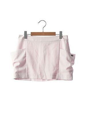 Jupe courte rose ORIGINAL MARINES pour fille