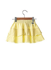 Jupe mi-longue jaune ORIGINAL MARINES pour fille seconde vue