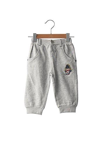 Pantalon casual gris ORIGINAL MARINES pour garçon