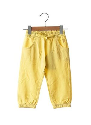 Jogging jaune ORIGINAL MARINES pour fille