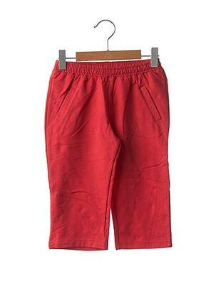 Pantalon casual rouge ORIGINAL MARINES pour enfant