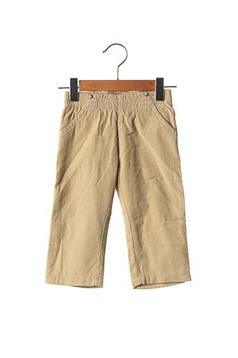 Pantalon casual beige ORIGINAL MARINES pour garçon
