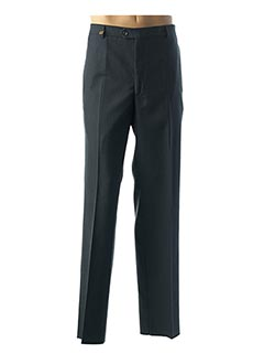 Pantalon casual bleu TREVIRA pour homme