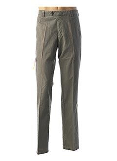 Pantalon casual gris MEYER pour homme