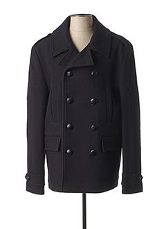 Manteau court bleu CYRILLUS pour homme