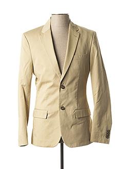 Veste chic / Blazer beige CYRILLUS pour homme