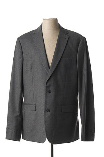 Veste chic / Blazer gris CYRILLUS pour homme
