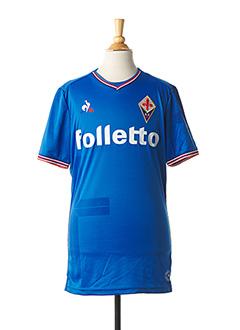 T-shirt manches courtes bleu LE COQ SPORTIF pour homme