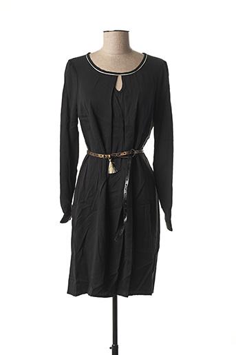 Robe courte noir LE PETIT BAIGNEUR pour femme