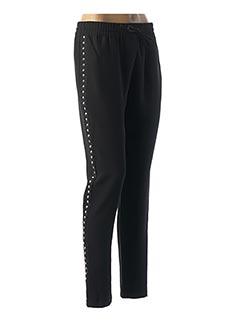 Pantalon chic noir LIU JO pour femme