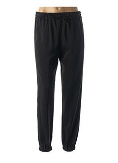 Pantalon casual noir REPLAY pour femme