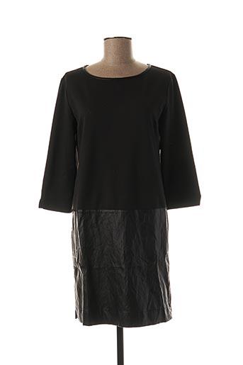 Robe courte noir BLANC BOHEME pour femme