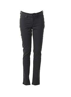 Pantalon casual noir CHEAP MONDAY pour femme