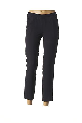 Pantalon casual bleu HARTFORD pour femme