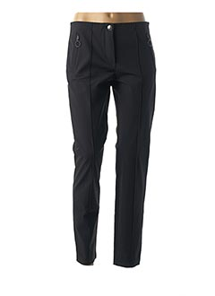 Pantalon 7/8 noir FABER pour femme