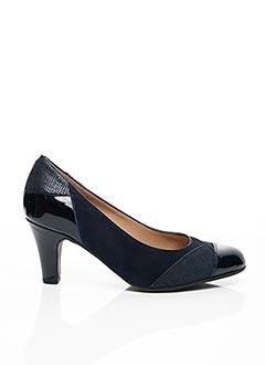 Escarpins bleu PIESANTO pour femme