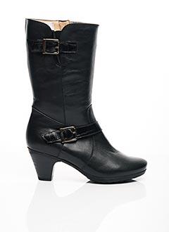 Bottes noir PIESANTO pour femme