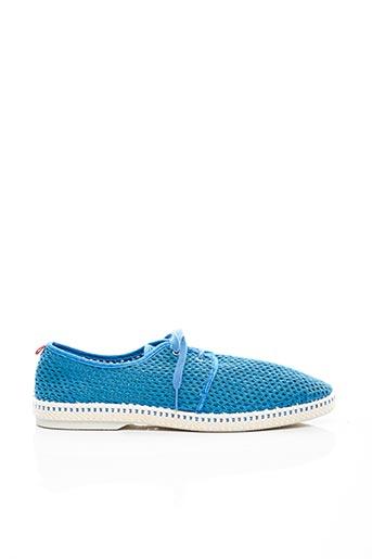 Espadrilles bleu 1789 CALA pour homme