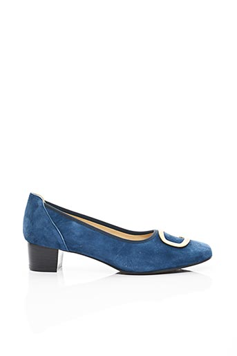 Escarpins bleu ARTIKA SOFT pour femme