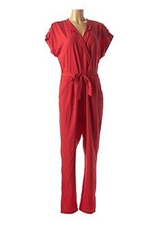 Combi-pantalon rouge VERO MODA pour femme