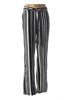 Pantalon casual noir ESQUALO pour femme