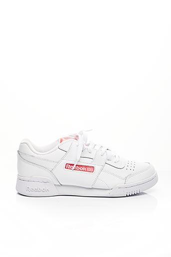 Baskets blanc REEBOK pour garçon