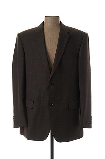 Veste casual marron HAROLD pour homme