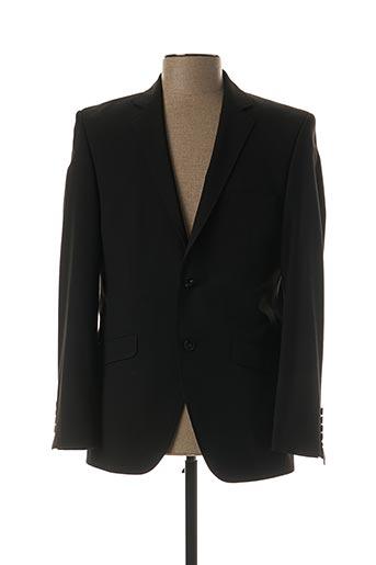 Veste casual noir BENVENUTO pour homme