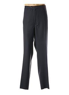 Pantalon chic bleu HAROLD pour homme
