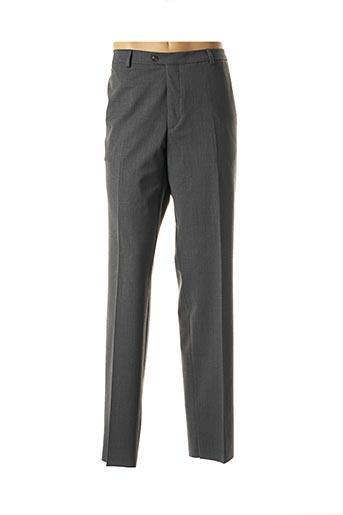 Pantalon chic gris STOZZI ADRIANO pour homme