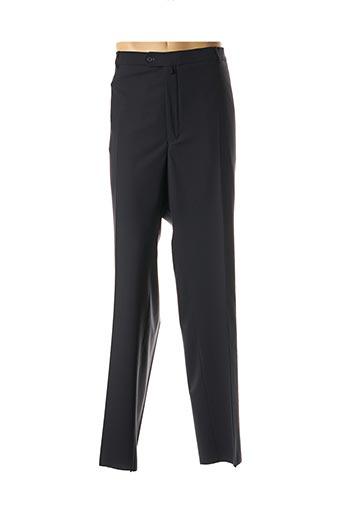 Pantalon chic noir HAROLD pour homme