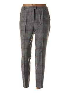 Pantalon 7/8 noir CREAM pour femme
