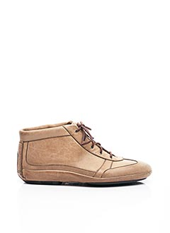 Bottines/Boots beige TIMBERLAND pour homme