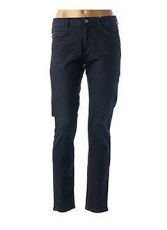 Jeans coupe slim bleu KANOPE pour femme
