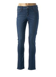 Jeans skinny bleu KANOPE pour femme
