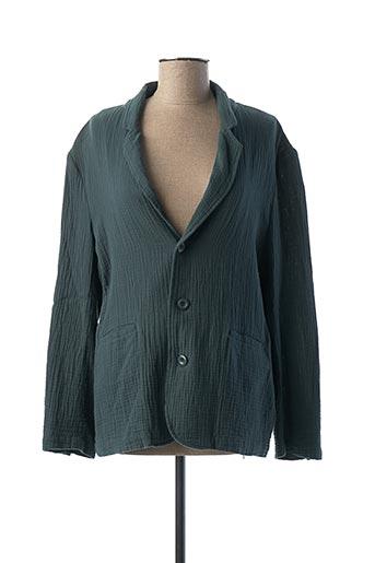 Veste chic / Blazer vert BELLA JONES pour femme
