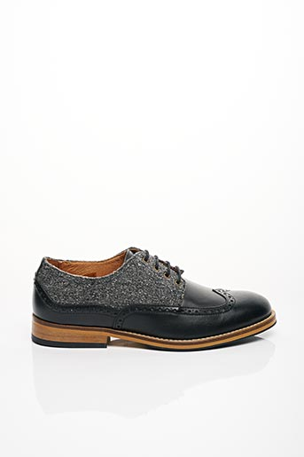 Derbies noir EQUAL FOR ALL pour homme