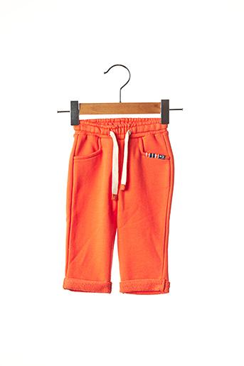 Jogging orange WEEK END A LA MER pour garçon
