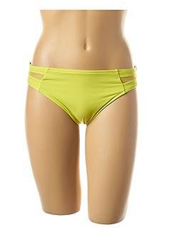 Bas de maillot de bain vert LISE CHARMEL pour femme