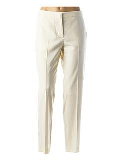 Pantalon 7/8 beige PAUL SMITH pour femme