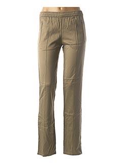 Pantalon casual marron BARBARA BUI pour femme