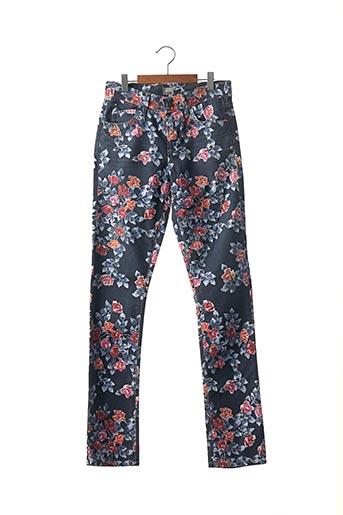 Pantalon casual bleu CITIZENS OF HUMANITY pour femme